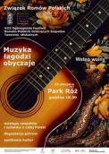 Muzyka Łagodzi Obyczaje w Parku Róż