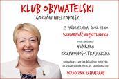H. Krzywonos-Strycharska o solidarności międzyludzkiej