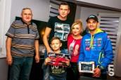 Bartosz Zmarzlik zaprosił swojego fana na SGP do Warszawy