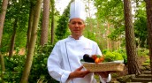 Każdy kucharz ma własny receptariusz oraz noże
