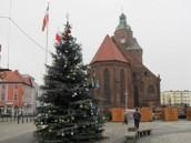 Bożonarodzeniowy jarmark na Starym Rynku