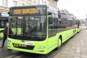 Gorzowski tabor autobusowy coraz nowszy
