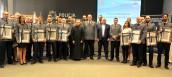 Duma Lubuskiej Policji - policjanci sportowcy