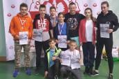 Przywieźli siedem medali z mistrzostw Polski!