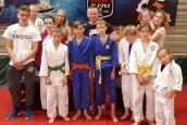 Sukcesy młodych judoków w mistrzostwach województwa