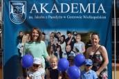 Niezwykły Dzień Dziecka przedszkolaków w AJP