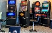 Wpadli podczas włamania do nielegalnych automatów do gier