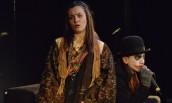 Scena Letnia w teatrze i Lech Janerka w amfitearze