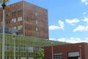 Związkowcy z gorzowskiego szpitala protestują