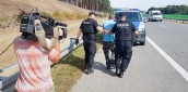 Ekipa Polsatu pomogła w zatrzymaniu pijanego kierowcy