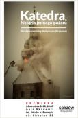 Katedra, historia jednego pożaru