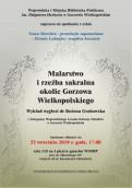 Malarstwo i rzeźba sakralna okolic Gorzowa
