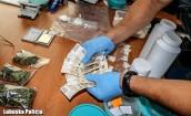 Marihuana, kokaina i amfetamina za kilkadziesiąt tysięcy zł