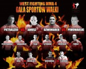 Gala sportów walki już w niedzielę w Gorzowie