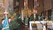 Msza hubertowska w dniu patrona myśliwych