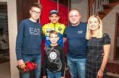 Zmarzlik zaprosił swojego fana na Grand Prix do Warszawy