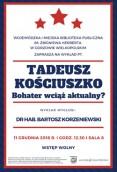 Kościuszko - między Polską a Stanami Zjednoczonymi