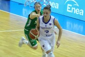 Wysokie zwycięstwo koszykarek i awans do fazy pucharowej EuroCup