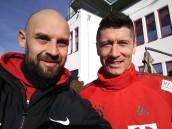 Trener Stilonu podpatrywał Lewandowskiego i jego Bayern