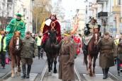Orszak Trzech Króli przeszedł ulicami Gorzowa (fotoreportaż)