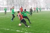 Falubaz sprawdził formę piłkarzy Warty