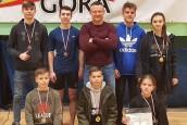 Dziesięć medali w Pucharze Polski