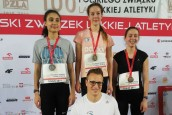 Gorzowscy lekkoatleci widoczni w mistrzostwach Polski