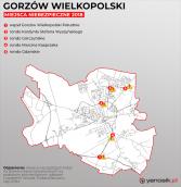 5 najbardziej niebezpiecznych miejsc w Gorzowie