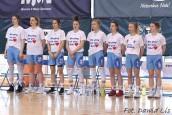 Brązowy medal młodych koszykarek