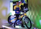 Mateusz Bartkowiak obdarowany nowym sprzętem od sponsora