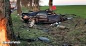 Policjanci wyjaśniają przyczyny tragicznego wypadku
