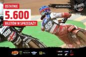 Ostatnie bilety na Grand Prix w Warszawie!