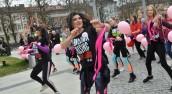 Na Kwadracie tanecznie przeciwko przemocy