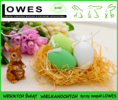 Świąteczne życzenia od zespołu LOWES