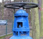 Awaria wodociągu przy ulicy Zaułek