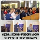 """""""Dziedzictwo Kulturowe Pogranicza"""" w AJP"""