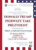 Spotkanie autorskie z prof. L. Pastusiakiem