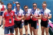 Dziewczyny z AZS AWF wyłowiły medale z wody