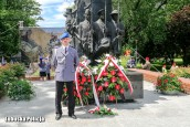 Honorowe wyróżnienie dla lubuskiego policjanta