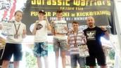 Trzy medale zawodników Bulldogu Gorzów