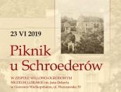 Piknik u Schroederów – zaproszenie na urodziny