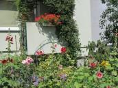 Gorzowskie piękne balkony i domy w ogrodach