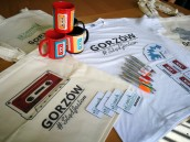 Gorzowskie gadżety w sprzedaży na poczcie
