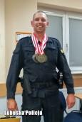 Gorzowski policjant mistrzem Polski w kajakarstwie