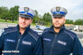 Napastników zatrzymali policjanci po służbie