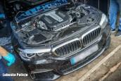 Odzyskano BMW warte blisko pół miliona złotych
