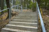 W park Siemiradzkiego zachodzą duże zmiany