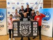 Gorzowscy kickbokserzy wrócili z medalami