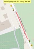 Rozpoczęcie prac drogowych na ulicy Żwirowej