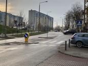 Aktywne przejścia dla pieszych na ulicy Fredry